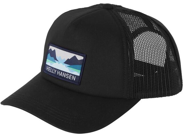 Helly Hansen Trucker Cap, black